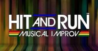 Hit and Run: Musical Improv Logo